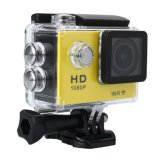 Action Cam1080p Full HD Sport-Kamera mit Extreme Diving 30m Wasserdicht Helmet Cam mit WiFi