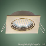 support de Downlight de plafond enfoncé par place réglable de 3W GU10 MR16 LED