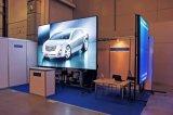 Panneau mince de l'Afficheur LED P2.5 de définition élevée programmable pour l'exposition