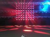 Het mini Lichte 60W LEIDENE van de Disco Bewegende HoofdLicht van de Straal met Onbeperkte Omwenteling