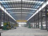 Taller hermoso de la estructura de acero de la luz del diseño para la venta