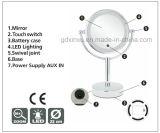 8.5インチ10Xの拡大LED表ミラー