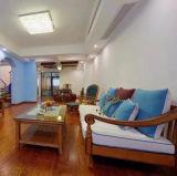 Casa de acero prefabricada de lujo del chalet de China para la vida cómoda