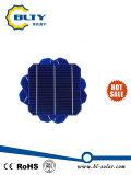 mono células solares 3bb/4bb de 156m m a partir del 17%-19.2%