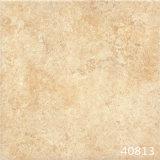 Mattonelle di pavimento di ceramica della porcellana di marmo gialla (400X400mm)