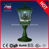 De Schemerlamp van de kerstboom met LED Lights Decorations
