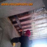 市民建物の壁のためのカーボンファイバー