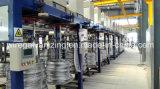 Pétrole de fil de ressort trempant la chaîne de production