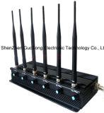 Uav van de Stoorzender van het signaal Stoorzender van het Signaal van het Signaal van de Stoorzender van het Signaal van de Hommel van de Stoorzender 2.4G/5.2g/5.8g de Regelbare