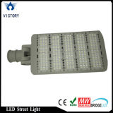 100W Cer RoHS Bridgelux IP65 High Lumen LED Streetlight