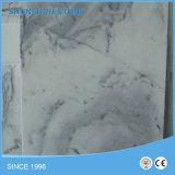 Белые слябы мрамора ландшафта нефрита Китая для стены и Floooring