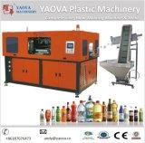 Máquina que sopla de la botella del animal doméstico del objeto semitrabajado de la alimentación automática de Yaova con precio razonable