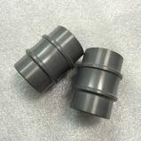 Rodillo de cerámica modificado para requisitos particulares del tubo del silicio de la alta precisión