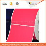 Etiqueta engomada impresa colorida del pegamento de la transferencia del servicio de impresión de la escritura de la etiqueta de la alta calidad