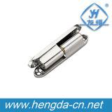 Dupla de porta dobrada invisível em liga de zinco (YH9338)