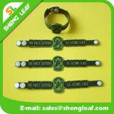 Wristband di gomma impresso personalizzato regali di promozione