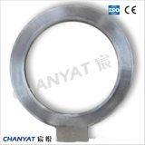 Фланец продетый нитку нержавеющей сталью (F304H, F316H, F317)