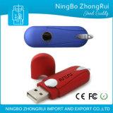 Привод памяти USB пластмассы USB 3.0 OEM 8g 16GB 32GB нового продукта стильный с Keychain