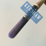 Щетка краски (paintbrush, щетка purplefilament плоская с мягкой деревянной ручкой)