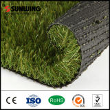 Made in China Naturaleza PPE material sintético 30 mm césped de la hierba