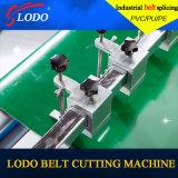 Máquina que raja de Holo para la banda transportadora del PVC