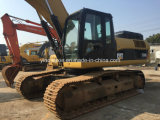 Escavatore usato utilizzato dell'escavatore del gatto 336D del trattore a cingoli da vendere la buona condizione