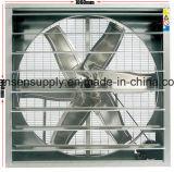 1220mm 축 배기 엔진, 원심 팬, 온실에 있는 통풍기 응용