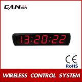 [Ganxin] 실내 LED 디지털 시계 시간 기록계