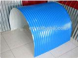Aus rostfreiem Stahl Plate Rain Cover für Belt Conveyor