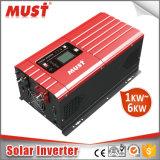 LCDの純粋な正弦波PWM太陽インバーター3000W 4000W 5000W 6000W