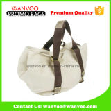 Sacs à main promotionnels Eco Friendly Cotton Canvas Lady Tote