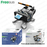 Tasse Freesub Mini Double-Station presse de la chaleur machine (ST-210)