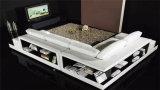 Софа кожи комнаты домашней конструкции мебели новой живущий установила (HC2028)