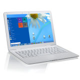 Bluetooth 4GB RAM 500GB HDD를 가진 14 인치 Notebook Computer
