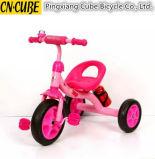Triciclo Trike do bebê do frame do metal das crianças