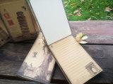 Eco papelería Myline 40k Libreta con la cuerda del cáñamo para regalo de la promoción