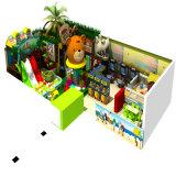 Campo de jogos plástico do teatro das crianças internas