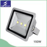 luz de inundação do diodo emissor de luz do brilho elevado de 50W 100W 150W