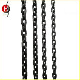 Catena di sollevamento calda dell'acciaio legato di vendite G80 per il blocco Chain
