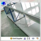 China de fábrica de alta densidad de polvo Light Duty Coated Estanterías Almacén