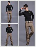3 Colors City Daily Diário Riding Pants Calças táticas masculinas