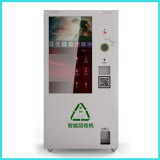 Пластичная бутылка рециркулируя торговые автоматы воды