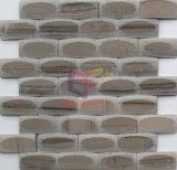 매트 Face Mirror Like Marble Stone Mosaic (CFS1076)에 Polished Face