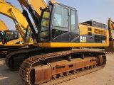 Grande máquina escavadora usada do gato 345D da máquina escavadora para a venda