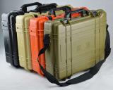Valise d'outillage de transport en plastique de l'équipement IP67 d'ABS dur
