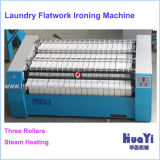 호텔 Laundry Ironing Equipment (Gas 난방 /Electric 가열하거나 Steam 난방)