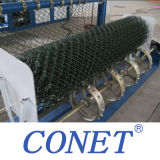 Звено цепи Fence Weaving Machine Galvanized Wire высокого качества с Over Seas Service