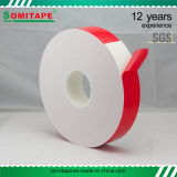 El último doble de la espuma del PE del funcionamiento Sh333A-30 echó a un lado la cinta 3m m densamente para hacer publicidad de Somitape