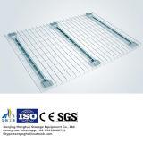 Galvanisierte Draht-Hochleistungsplattform für Lager-Ladeplatten-Zahnstange