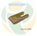 Dentes lisos do eixo helicoidal dos bocados de rocha dos dentes (2077) para ferramentas Drilling da fundação
